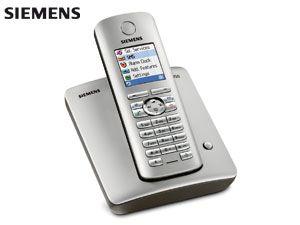 Schnurloses DECT-Telefon SIEMENS Gigaset S450 SIM