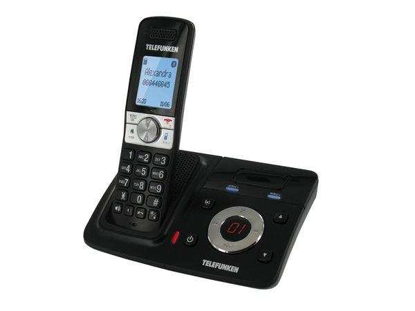 Telefon mit Anrufbeantworter TELEFUNKEN TX151 Bluetooth
