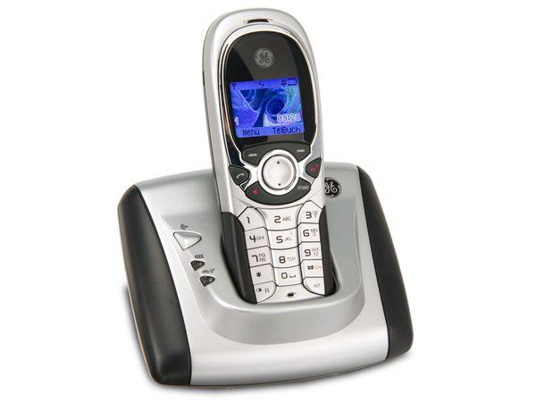 Schnurloses DECT-Telefon GE 21858 - Produktbild 1