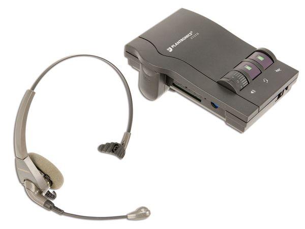 Telefon-Headset und Verstärker PLANTRONICS H91N/M12 Vista - Produktbild 1