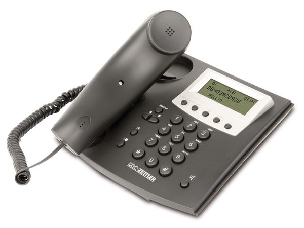 Kompakttelefon DSC-ZETTLER ZET-PHONE 35