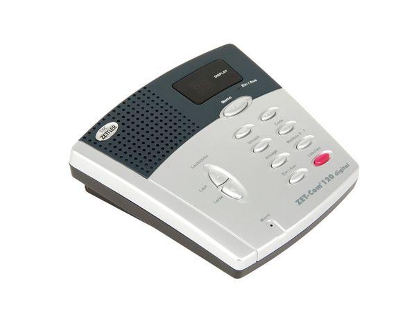 Digitaler Anrufbeantworter DSC-ZETTLER ZET-COM 120