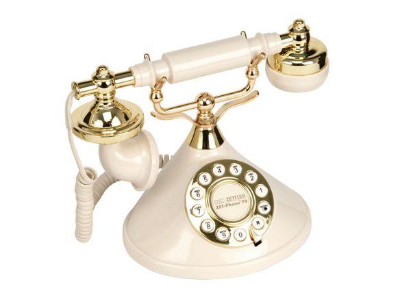 Telefon DSC-ZETTLER ZET-PHONE 70 Classic - Produktbild 1