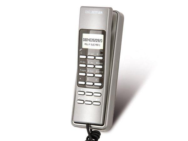 Telefon DSC-ZETTLER ZET-PHONE 15, titanium