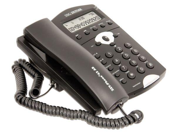 Telefon mit Anrufbeantworter DSC-ZETTLER ZET-PHONE 42