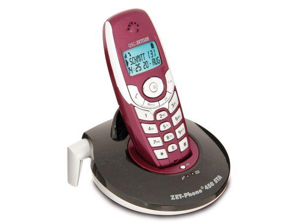 Schnurloses DECT-Telefon DSC-ZETTLER ZET-PHONE 450 - Produktbild 1