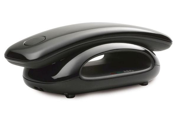 Schnurloses DECT-Telefon AEG SOLO 15, schwarz - Produktbild 1