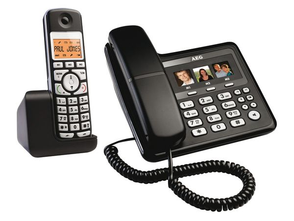 Telefon-Set AEG VOXTEL S110 COMBO