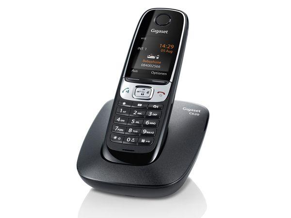 Schnurloses DECT-Telefon GIGASET C620 - Produktbild 1