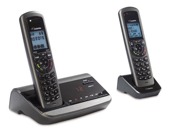 UltraRange Schnurlos-Telefon DETEWE BeeTel 950 + Mobilteil