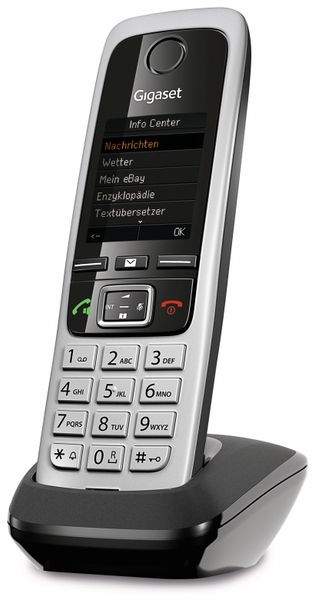Schnurloses DECT-Telefon GIGASET C430 - Produktbild 1