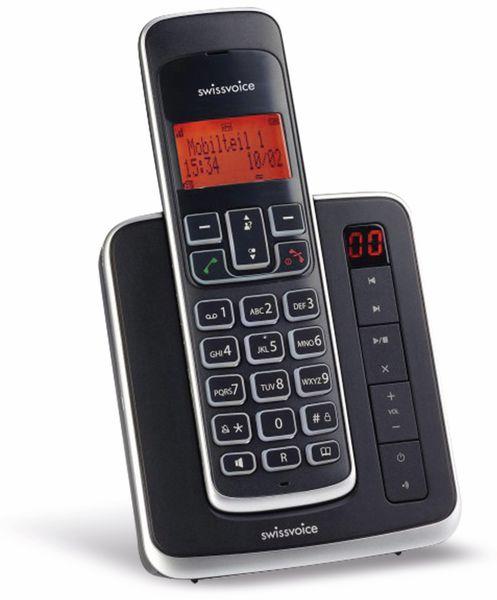 DECT-Telefon SWISSVOICE Avena 439 TAM