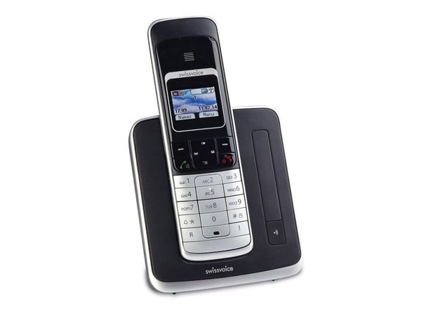 DECT-ISDN-Telefon SWISSVOICE Eurit 459 Colour