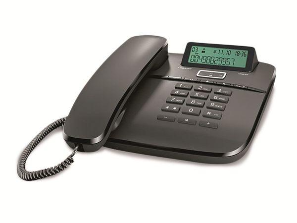 Telefon GIGASET DA610, schwarz