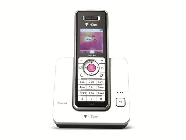 DECT-Telefon TELEKOM T-SINUS 900, mit Ladefehler - Produktbild 1