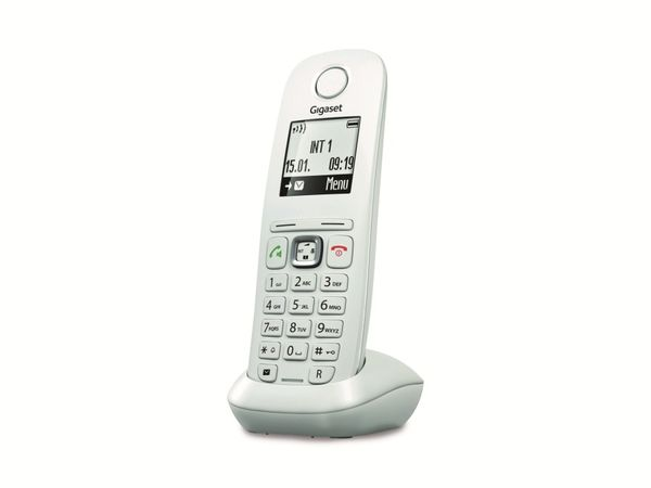 Schnurloses DECT-Telefon GIGASET A540 CAT, weiß
