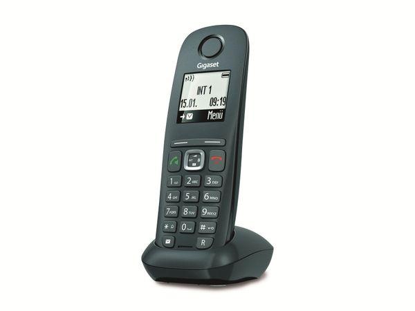 Schnurloses DECT-Telefon GIGASET A540 CAT, schwarz