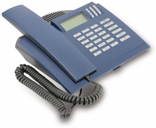 Telefon TELTEC TP-0128, blau/dunkelgrau - Produktbild 1