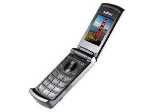 Mobiltelefon MOBISTEL EL380 anthrazit - Produktbild 1