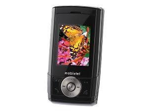 Mobiltelefon MOBISTEL EL480 slide, schwarz - Produktbild 1