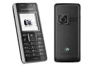 Mobiltelefon Sony Ericsson K200i
