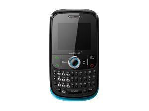 Dual-SIM Handy MOBISTEL EL400 blau - Produktbild 1