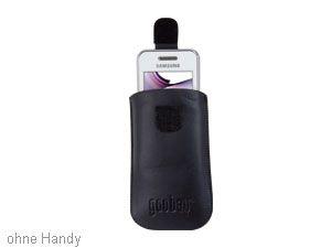 Smartphone-Tasche mit Ausziehlasche, 65x115 mm - Produktbild 1