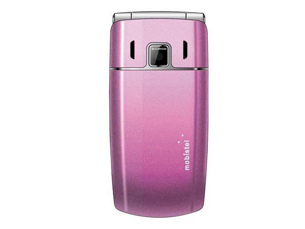 Dual-SIM Handy MOBISTEL EL420, pink - Produktbild 1