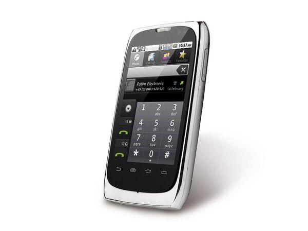 Dual-SIM Touchscreen-Handy VIEWSONIC V350, gebraucht und geprüft - Produktbild 1