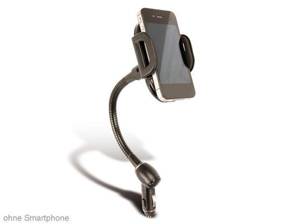 Universal KFZ-Smartphonehalter GOOBAY 43197 - Produktbild 1