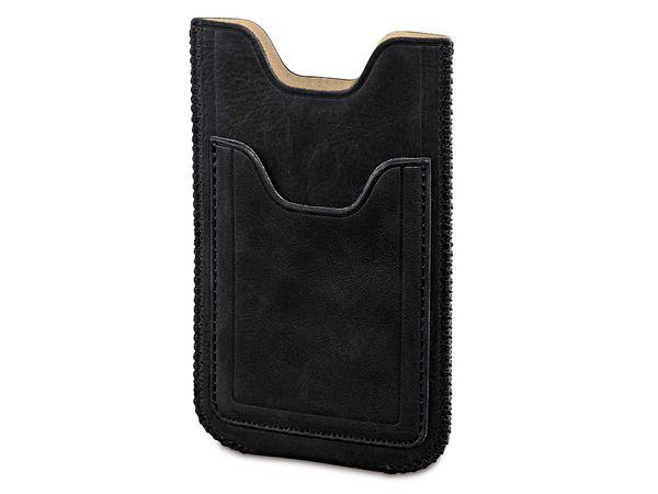 Handy-Sleeve für SAMSUNG GALAXY FAME HAMA BALANCE II, schwarz