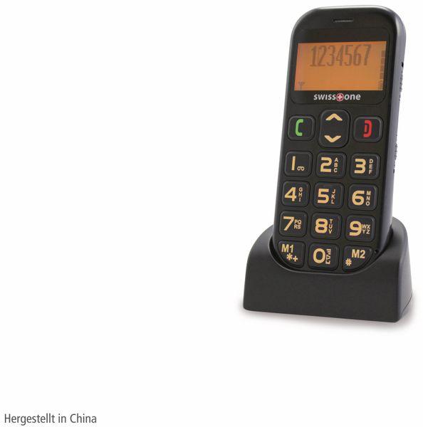 Mobiltelefon SWISSTONE BBM 320 - Produktbild 1