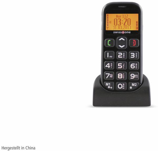 Mobiltelefon SWISSTONE BBM 320 - Produktbild 2