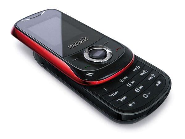 Dual-SIM Handy MOBISTEL EL350, rot - Produktbild 1