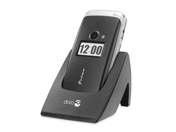 Mobiltelefon DORO Primo 413, schwarz - Produktbild 1