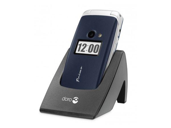 Mobiltelefon DORO Primo 413, blau - Produktbild 1
