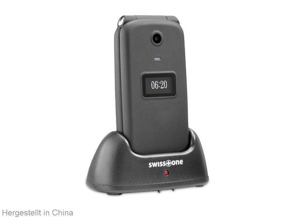Mobiltelefon SWISSTONE BBM 620 - Produktbild 1