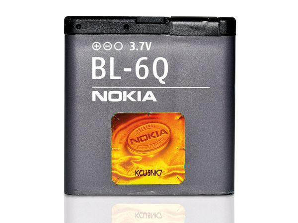 Handy-Akku NOKIA BL-6Q