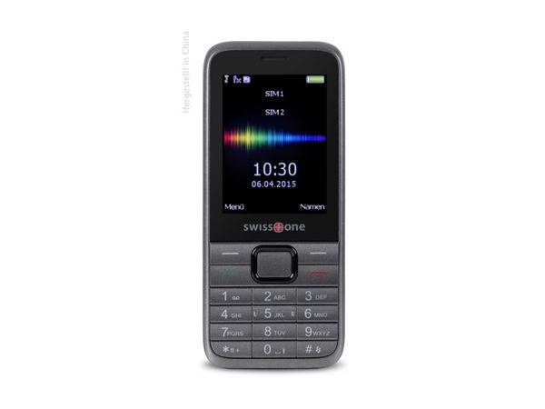 Mobiltelefon SWISSTONE SC 560 - Produktbild 2