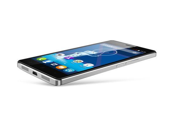 Dual-SIM Smartphone HAIER HaierPhone Voyage V3, schwarz - Produktbild 4