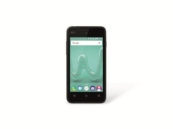 "Handy WIKO Sunny, Dual-SIM, 4"", 8GB Android 6.0, Quad-Core, schwarz - Produktbild 1"
