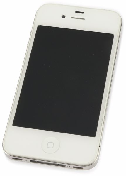 Handy APPLE IPHONE 4, 16GB, weiß Refurbished