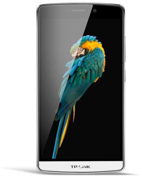 "Smartphone TP-LINK Neffos C5 Max, 5,5"", 16 GB, Android 5.1, perlweiß - Produktbild 1"