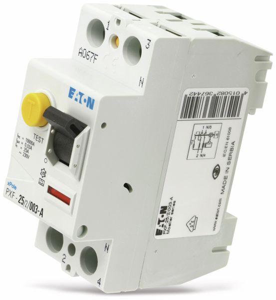 Fehlerstrom-Schutzschalter EATON PXF-25/2/003-A, 25/0,03 A - Produktbild 2