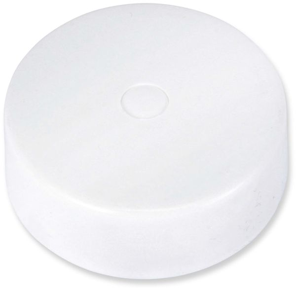 Lampen-Deckenverteilerdose, weiß, Ø 70mm
