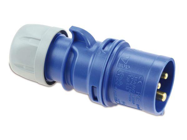 CEE Stecker PCE Shark, 3-polig, 16 A, 230 V, IP44 - Produktbild 2