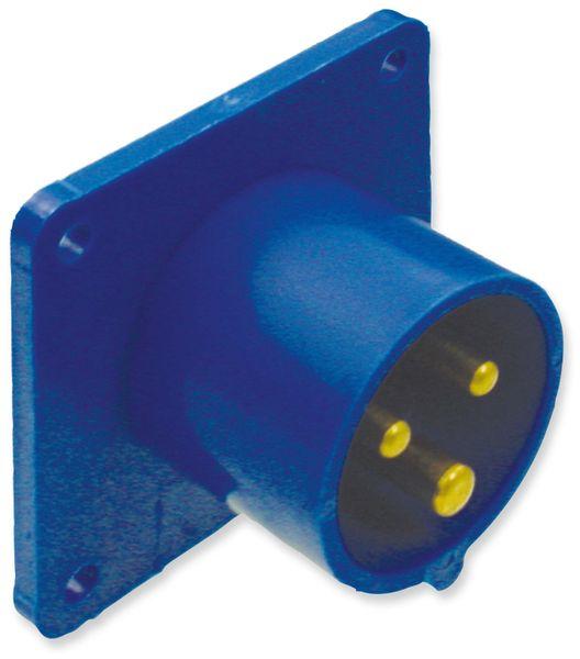 CEE-Anbaustecker PCE, 3-polig, 16 A, 230 V, IP44