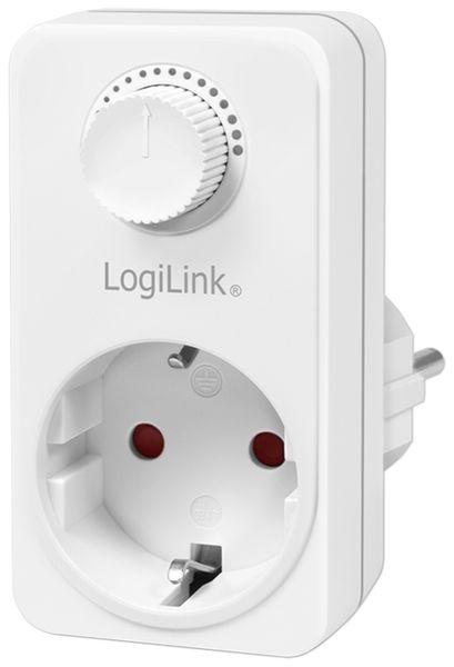 Steckdosen-Dimmer LOGILINK PA0151, 40...280 W
