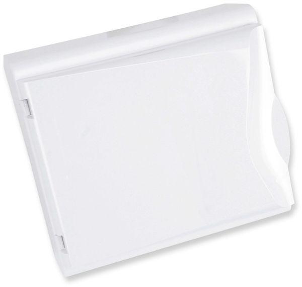 Aufputz-Kleinverteiler EATON BC-A-1/13-TW-G, weiß