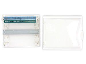 Aufputz-Kleinverteiler EATON BC-A-1/13-TW-G, weiß - Produktbild 4